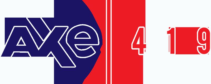 Axe 419